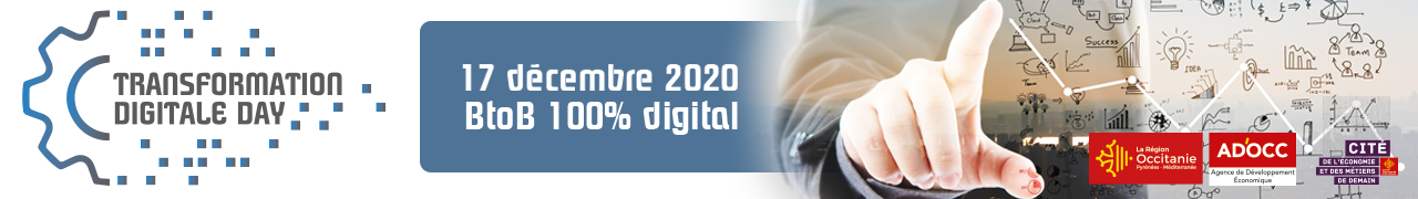 TRANSFORMATION DIGITALE DAY #2020